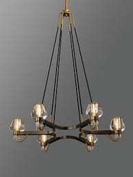 jonathan browning lighting. Montalembert Chandelier - 6 Light Jonathan Browning Lighting N