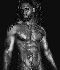 Black Gay Nude and Proud April 4 2017 Wet Nude Drenched