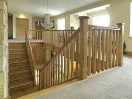 stair railing pictures image of cost to install stair railing and baers wood stair railing ideas