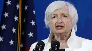 Yellen says she isn't predicting higher interest rates