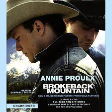 brokeback mountain audiobook com brokeback mountain cover art