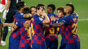barcelona vs villarreal la liga live