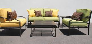 rot iron furniture. Winsome Entrancing Green Cushion Seat And Beautiful Square Lowes Table  Granite Floor Patio Furniture Sarasota Rot Iron