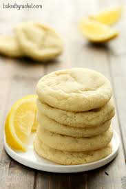 soft and chewy sugar cookie recipe. Wonderful Sugar Perfect Soft And Chewy Lemon Sugar Cookies That Stay Soft Recipe From  Bakedbyrachel Throughout Soft And Chewy Sugar Cookie