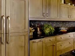 cleaning kitchen cabinet door handles