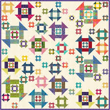 the 136 best images about churn dash quilts on
