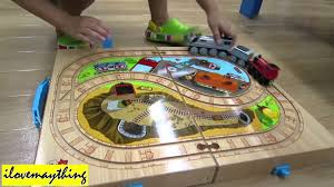 thomas play go carry case wooden railway you