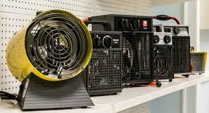 <b>Тепловая электрическая пушка</b> 220В: обзор лучших обогревателей