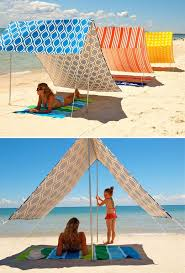 diy outdoor shade heavy cloth and pvc pipes this would be awesome at the beach this summer good idea but no useful diy link