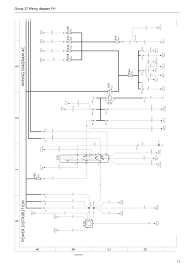 volvo wiring diagram fh group 37 wiring diagram fh t3021431 11