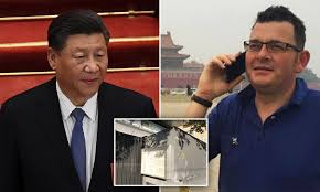 The internet jokesters explained the facebook group, which has 8854 fans. Beijing Leaps To Victorian Premier Daniel Andrews Defence Over Belt And Road Deal With China Daily Mail Online
