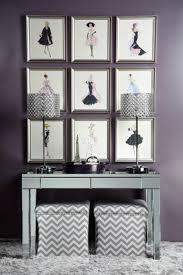 Fashion Designer Room Ideas Interior Design Fashion Themed Bedroom