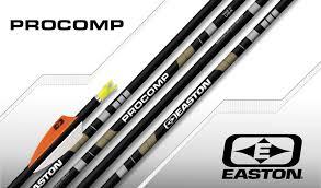 Procomp Arrows Target Arrows Easton Archery