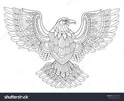 Bald Eagle Coloring Page Unique Adult Pages Free Library Of For