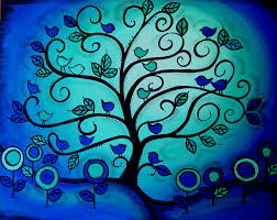 Easy Things To Paint Make The Best Of Things Tree Painting Love