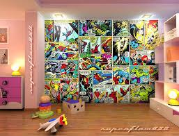 Marvel Bedroom Decor Marvel Kids Bedroom Lovely 1000 Ideas About Comics Decoration On
