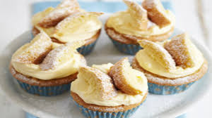 Lemon Curd Butterfly Cakes Good Food Channel