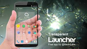 Transparent Launcher for Android - APK ...