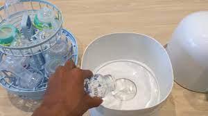 Hướng dẫn cơ bản cách tiệt trùng bình sữa với máy triệt trùng bình sữa NUK  - YouTube