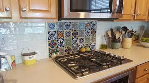 talavera tile kitchen backsplash benefit