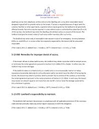 Notice To Tenant To Make Repairs Chicago Residential Landlord Tenant Ordinance Full Version Aaron