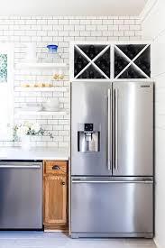 interior functional wine storage above fridge authentic rack 6 wine rack above fridge