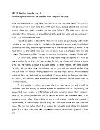 how to write an interview essay example interview essay example muet writing portfolio essay example essay