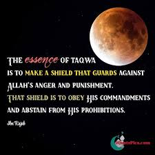 Post your quotes and then create memes or graphics from them. The Shield Of Taqwa Ibn Rajab Al Hanbali