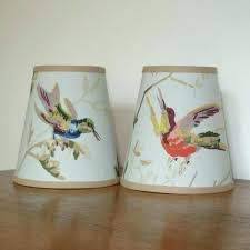 small clip on lamp shades on lamp shades for chandeliers humming birds handmade candle clip lampshade