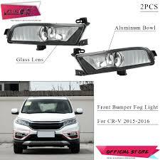 2016 Honda Crv Fog Light Assembly Us 57 6 20 Off Zuk 2pcs Front Bumper Fog Light Fog Lamp Foglights Driving Light For Honda Crv 2015 2016 Uk Version 33950 Tfc H01 33900 Tfc H01 In