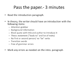 Peer Revision 3 Check Mla Format 12 Pt Times New Roman Double