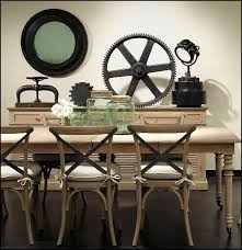 industrial chic wall art