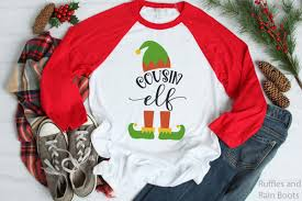Each design is represented by svg, png (5000*3863 px) and pdf files. Adorable Elf Family Svg Collection For Christmas Crafts