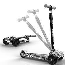 Scooter Giocattoli Per Bambiniruota Lampeggiante Auto Scivolosa 2