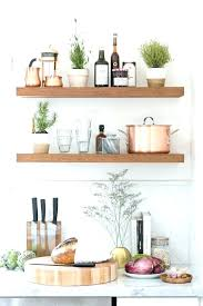 kitchen shelves decorating kitchen with floating shelves decorating ideas open kitchen shelves design decorating