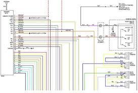 isuzu dmax stereo wiring diagram isuzu wiring diagrams online