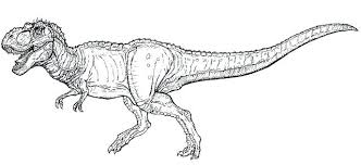 tyrannosaurus rex coloring page t coloring page coloring book t rex skeleton coloring page
