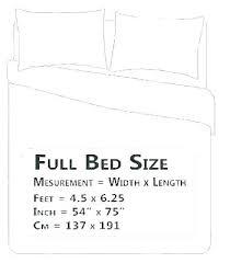 Extraordinary Width Of Full Bed Frame Queen Size Mattress