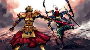 gilgamesh vs gilgamesh alternate universe know your meme gilgamesh alternate universe know your meme