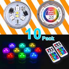 Efx Led Lights Amazon 3 Pack Color Changing Homemory Efx Led Lights Waterproof