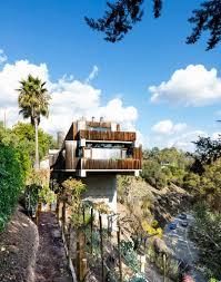 Trevor Homes Designs Robert Bridges 1970 Brutalist House In California House On