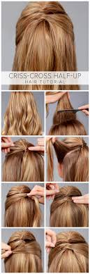 5 Minute Hairstyles For Girls 25 Five Minute Or Less Hairstyles That Will Save You From Busy