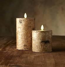 luminara wax candles 3