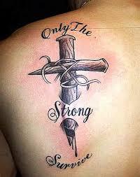 54 Tetování Kříže Působivé A Jejich Významytop 2018 Tortugas