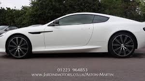 Jardine Motors Group | Aston Martin DB9 Carbon White Volante ...