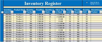 How To Create An Inventory System In Excel Download Inventory Control Excel Template Exceldatapro