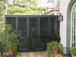 outdoor privacy wall ideas best 25 screens on patio screen