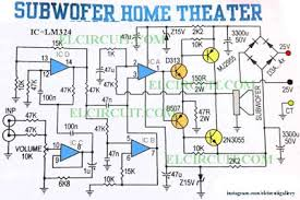 subwoofer home theater power amplifier circuit diagram power Home Entertainment Wiring Diagram subwoofer home theater power amplifier circuit diagram home entertainment center wiring diagrams