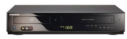 samsung tv dvd combo. samsung dvd-v9800 tunerless 1080p upconverting vhs combo dvd player (2009 model) tv dvd