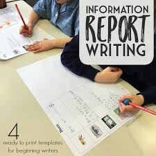 Informative Report Writing Made Easier You Clever Monkey